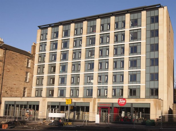 Tune hotel haymarket edinburgh edimburgo regno unito for 3 clifton terrace edinburgh