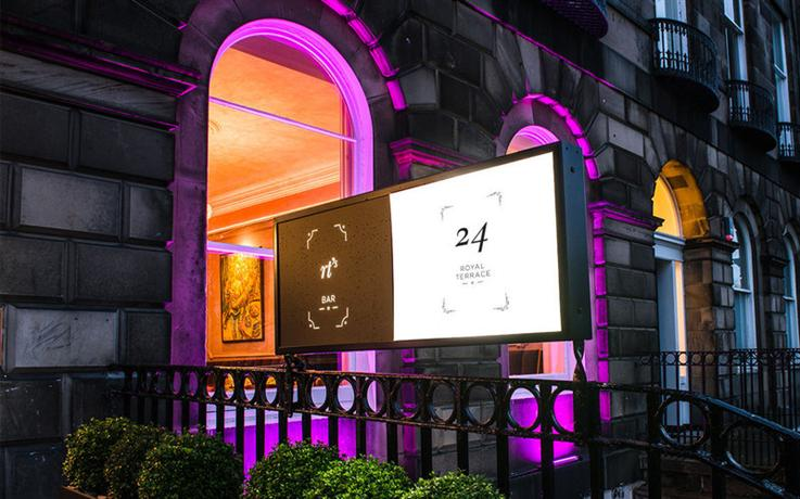 24 royal terrace compare hotels in edinburgh for 15 royal terrace reviews
