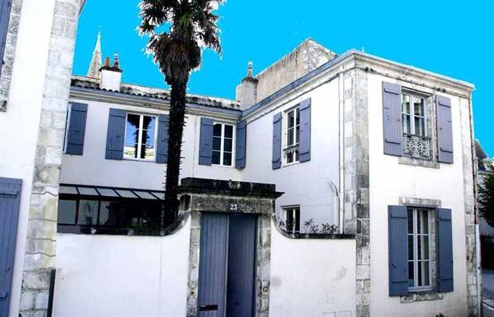 La maison du palmier hotels la rochelle for La maison du palmier