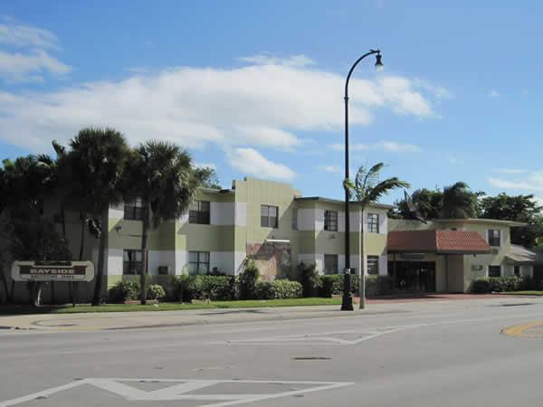 Bayside Motor Inn Hotels Miami