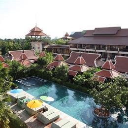 Siripanna Villa Resort Chiang Mai