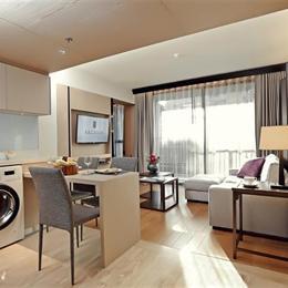 Arcadia Suites Ploenchit Sukhumvit by Compass Hospitality