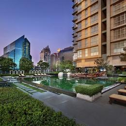 Sathorn Vista Bangkok - Marriott Executive Apartments