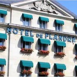 Hotel De Flandre Compiegne
