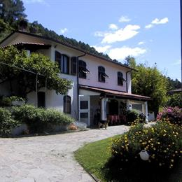 La Spezia Hotel Villino Iso