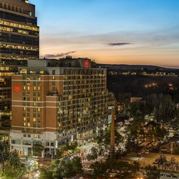 Sheraton Suites Calgary Eau Claire Room Service