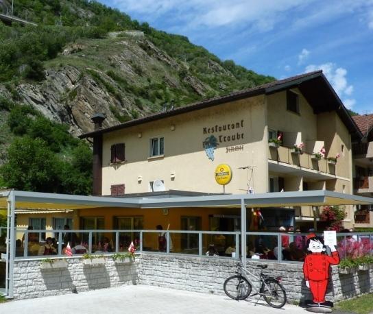 Pension Restaurant Zur Traube
