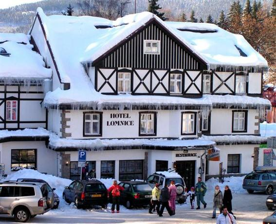 Lomnice Hotel & Restaurant