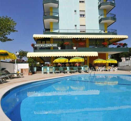 Hotel Villa Del Mar Jesolo Pineta