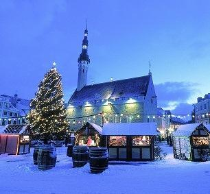 Erel Apartment and Residence Tallinn