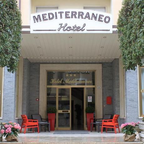 Hotel Mediterraneo Chianciano Terme