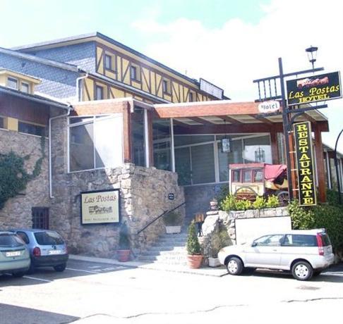 Restaurante Hotel Las Postas