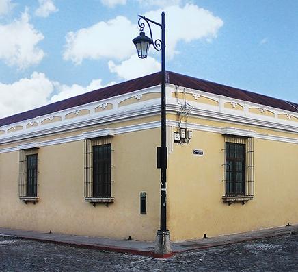Hotel Aurora Antigua Guatemala