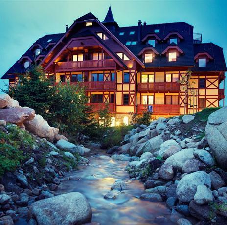 APLEND Kukucka Mountain Hotel and Residences