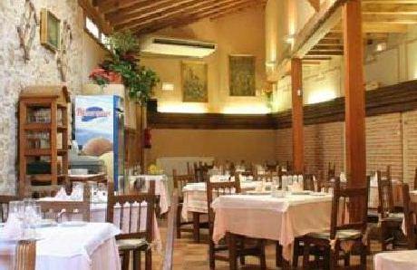 Hostal restaurante pe as pedraza encuentra el mejor precio for Restaurante el jardin pedraza