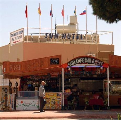 sun hotel alanya