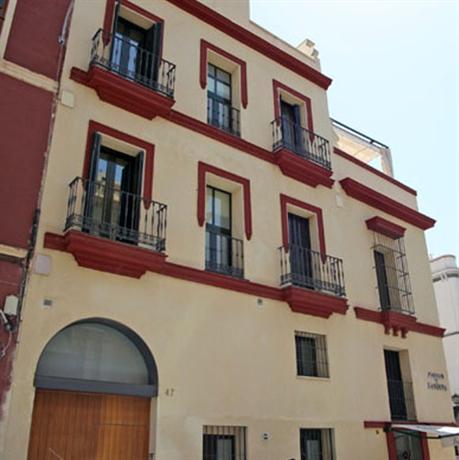 Apartamentos Pastor y Landero