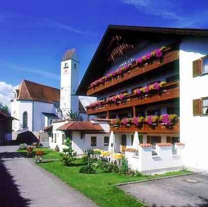 Hotel Gasthof Am See Schwangau Buchen