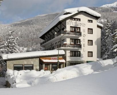 Hotel Splendid Sauze d\'Oulx Sauze d\'Oulx, Italia