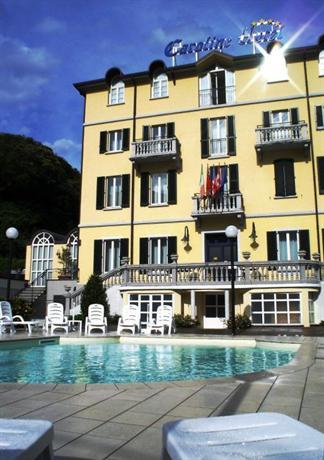 Caroline Hotel Brusimpiano Italy