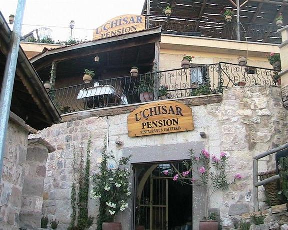 Uchisar Cave Pansion