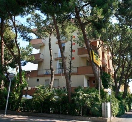 Residence Brown Apartments Rimini