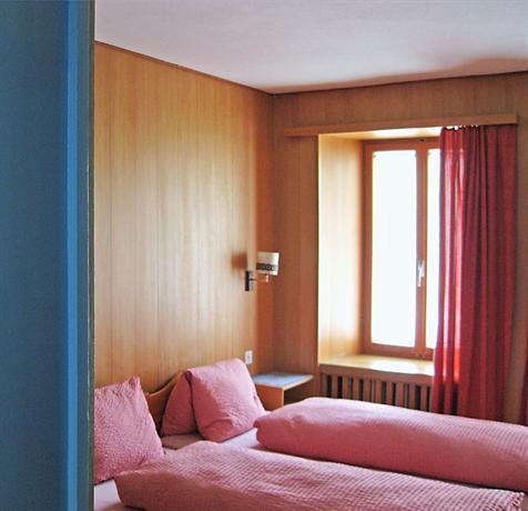 Hotel Seehof Laax
