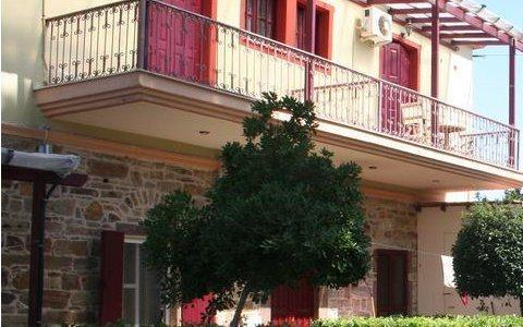 Manganos Hotel Kambos