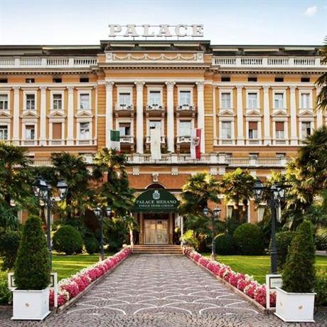 Palace Hotel Meran