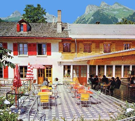 Le Vieux Valais Apartments Ovronnaz