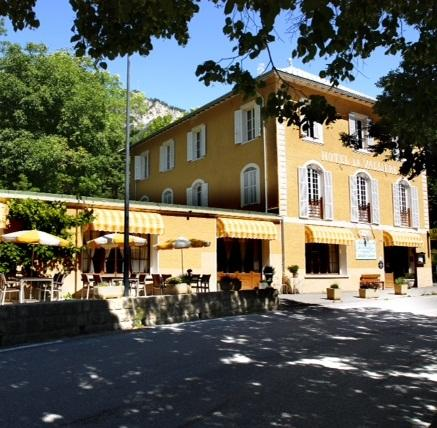Hotel La Valliere Saint Martin D Entraunes