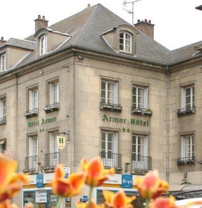 Hôtel Armor Compiègne
