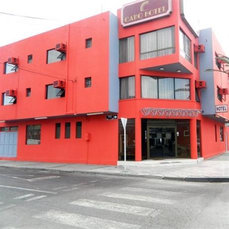 Hotel Cano Iquique