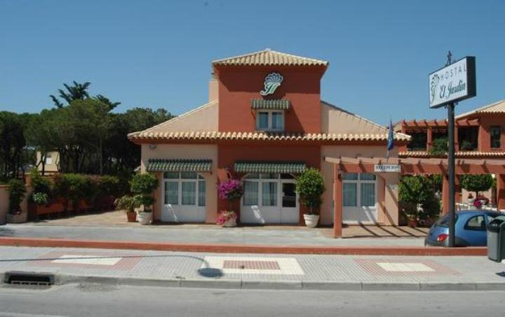 Hostal el jardin chiclana de la frontera compare deals for Hostal el jardin chiclana