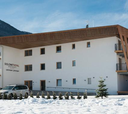 Aparthotel Dolomit Royal
