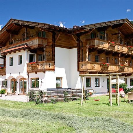 Wohlfuhl Ferien-Heim Aparthotel