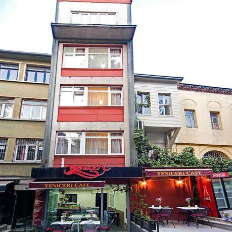 Yeniceri apart hotel istanbul compare deals for Appart hotel istanbul