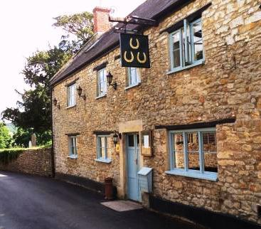 The Three Horseshoes Inn Shepton Mallet