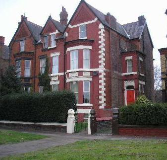 Holly House Bed and Breakfast Liverpool