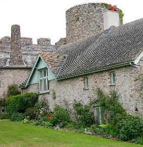 Castle Cottages Manorbier Tenby