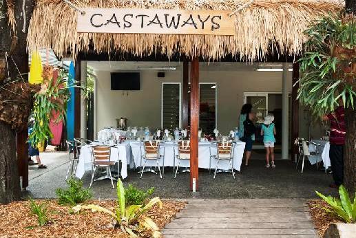 Castaways Moreton Island