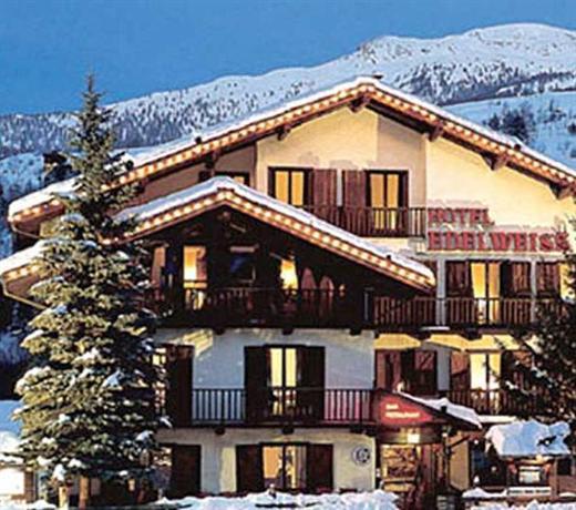 Hotel Edelweiss Cesana Torinese