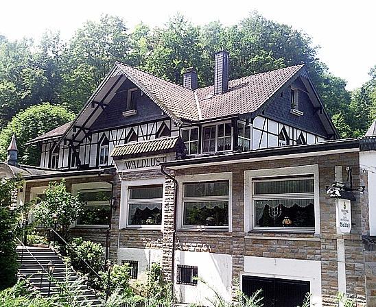 Hotel Restaurant Waldlust Hagen