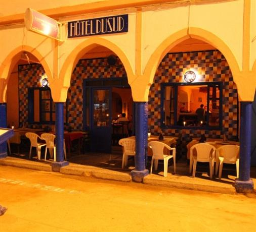 Hotel du Sud Mirleft
