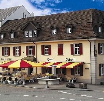 Hotel Restaurant Ochsen Rheinfelden