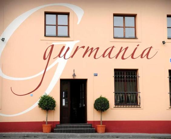 Gurmania Pension a Restaurant