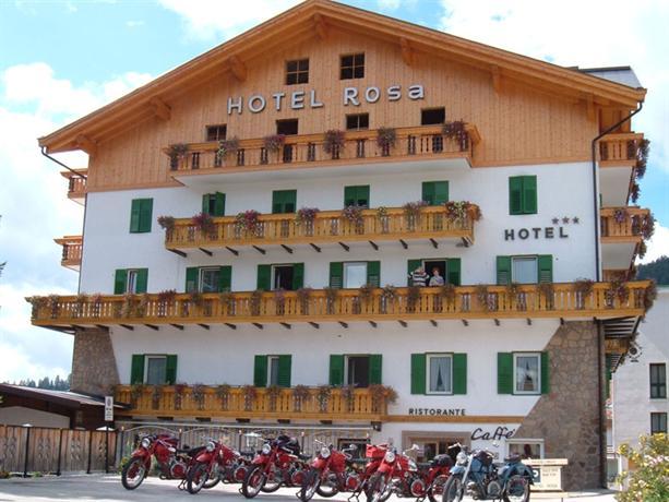 Rosa Hotel Vigo di Fassa