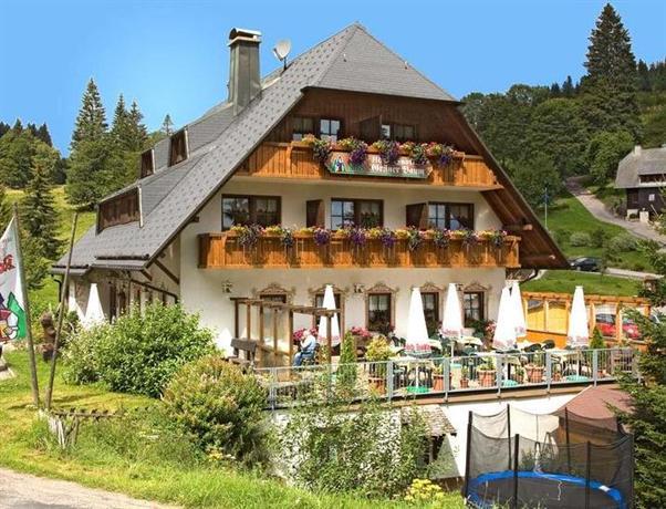 Hotel Hohengasthof Gruner Baum