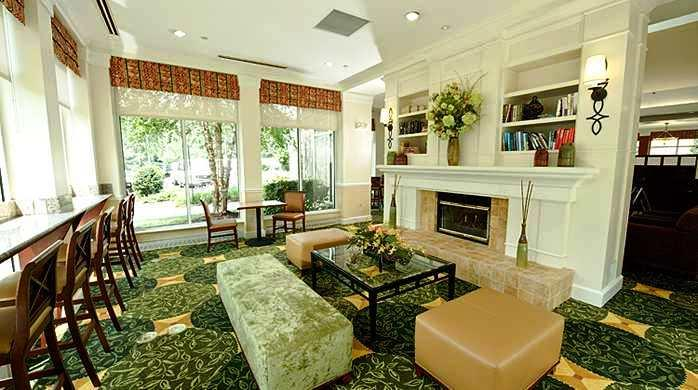 About Hilton Garden Inn Norwalk