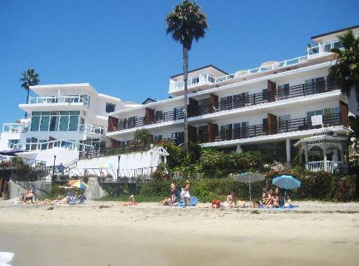 Capri Laguna On The Beach A Boutique Hotel Laguna Beach
